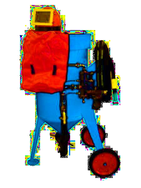 piaskarka-oczyszczarka