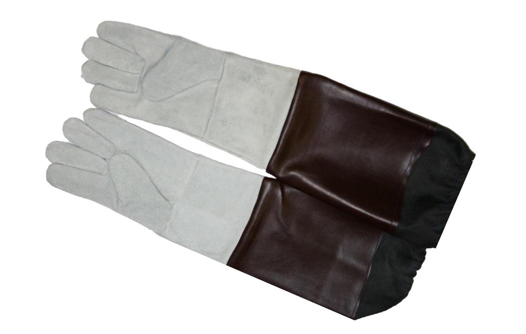 rękawice piaskarskie