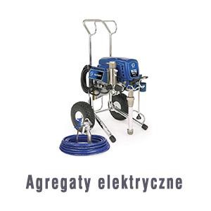 agregaty elektryczne graco