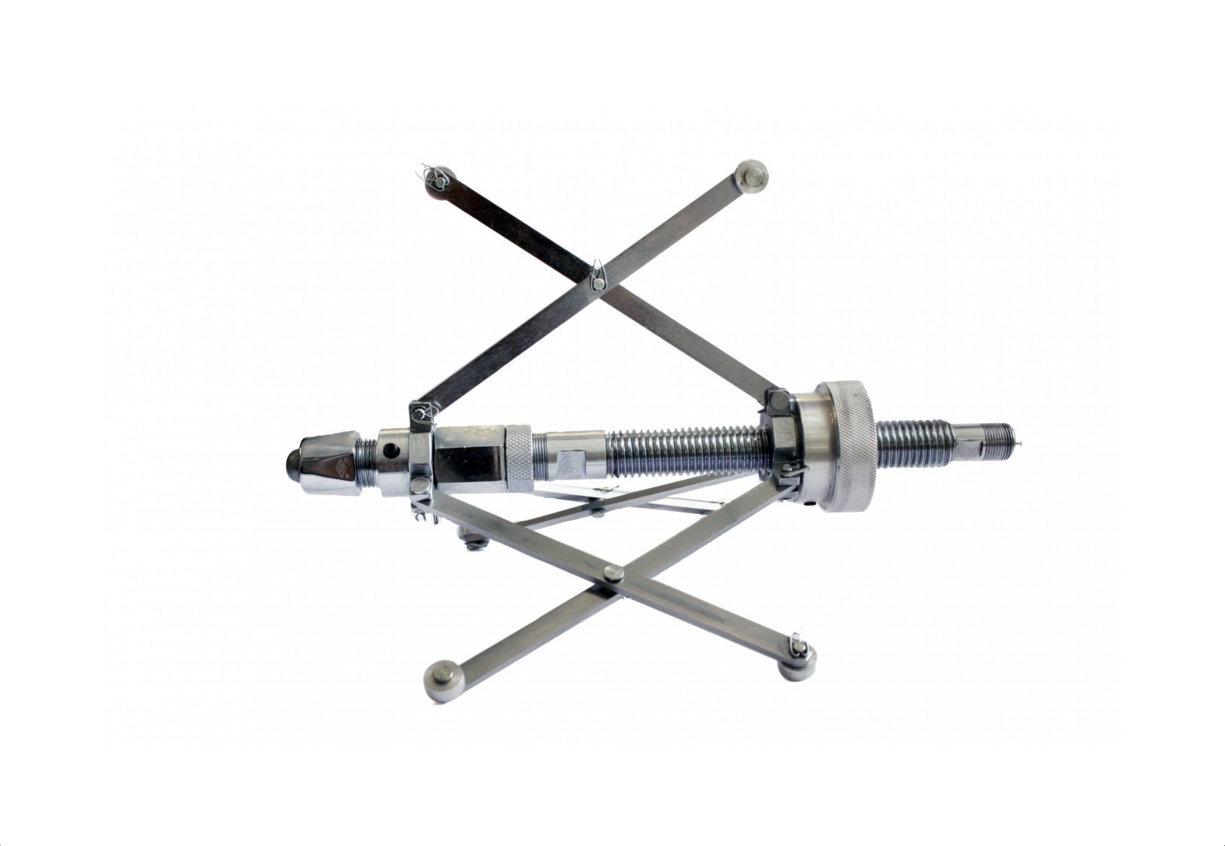 pipepainter - urządzenie do malowania rur wewnątrz