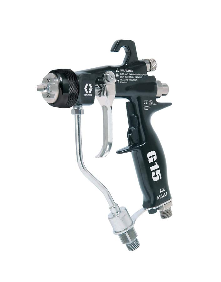 pistolet g 15