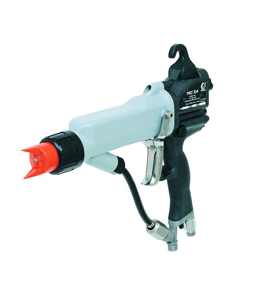 pistolet do elektrostatyki