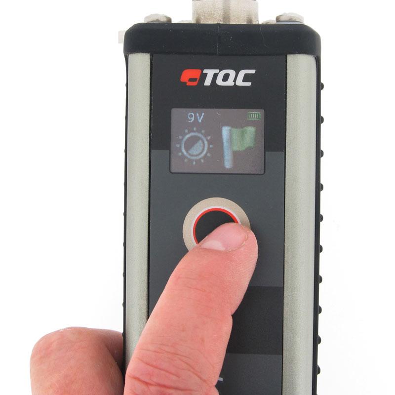 Porotest firmy TQC