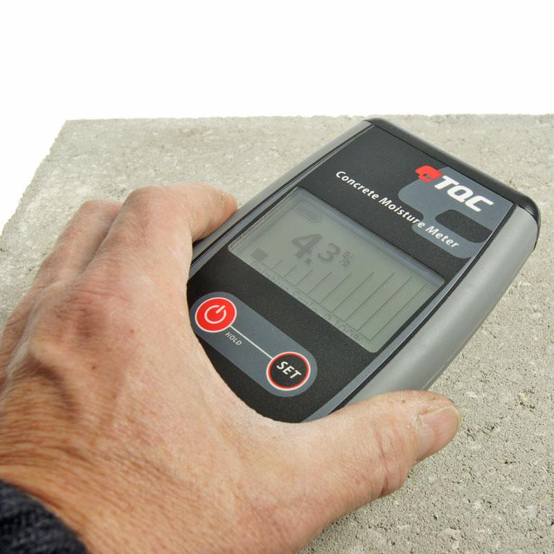 Miernik wilgotności betonu