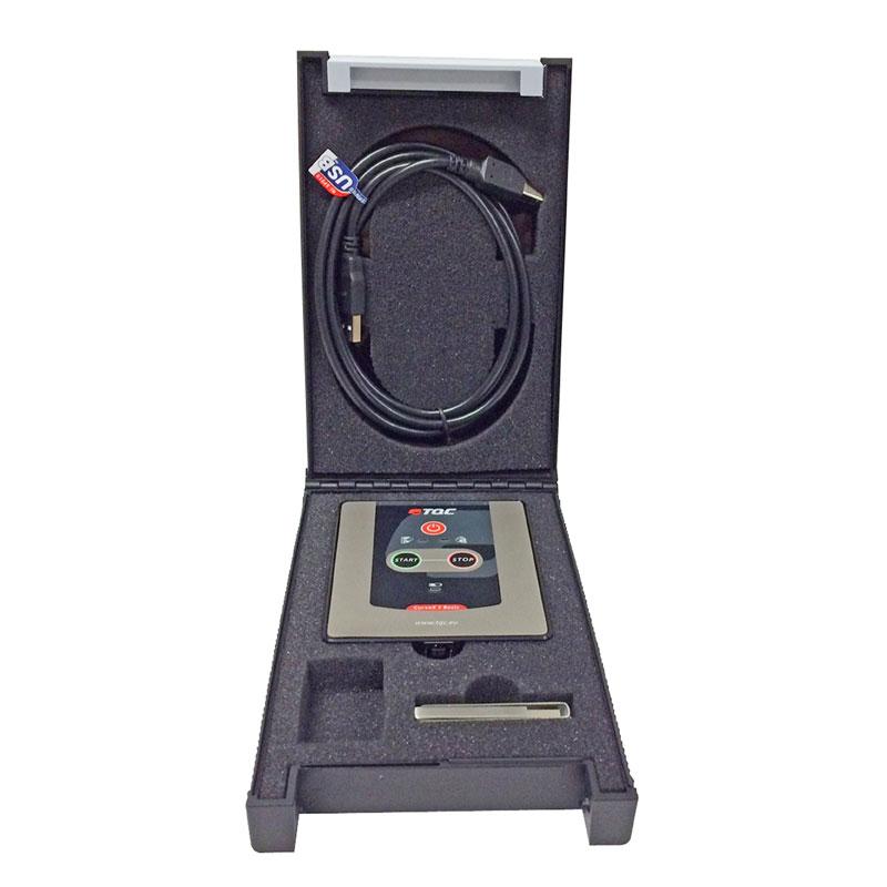 Piecowy rejestrator temperatury TQC